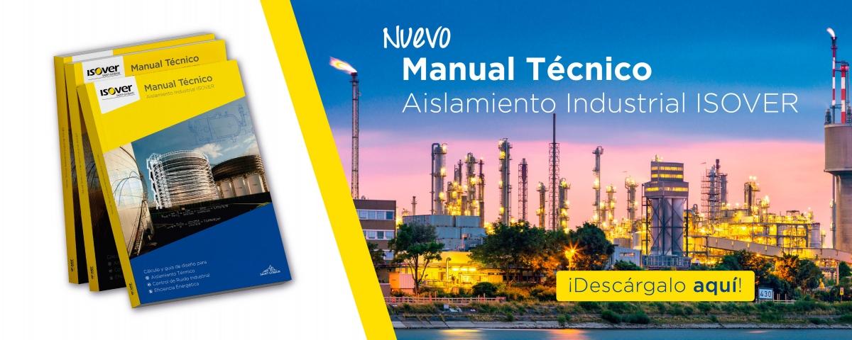 Manual Técnico de Aislamiento Industrial Isover