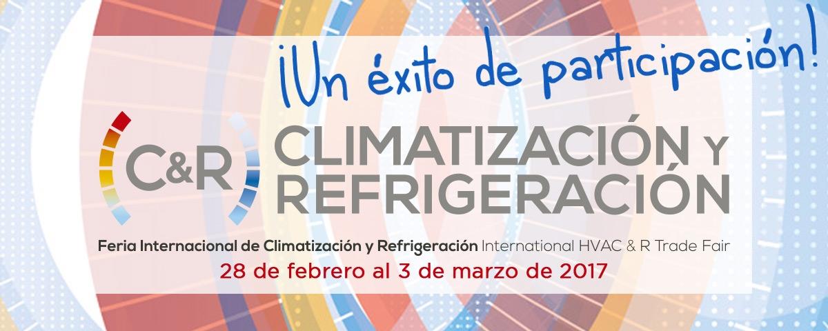 Feria de Climatización y Refrigeración 2017