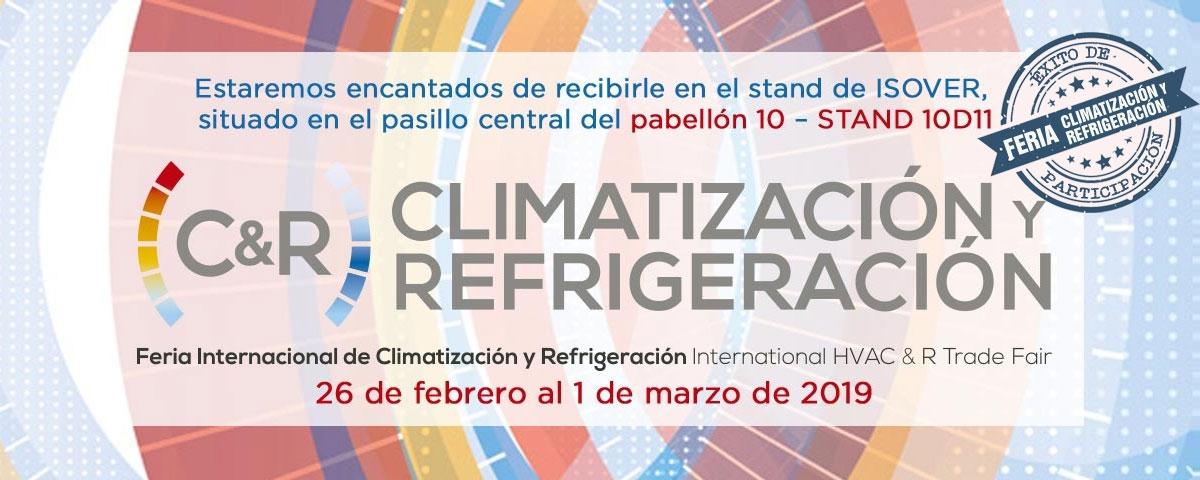 Climatización y Refrigeración 2019 - Slide