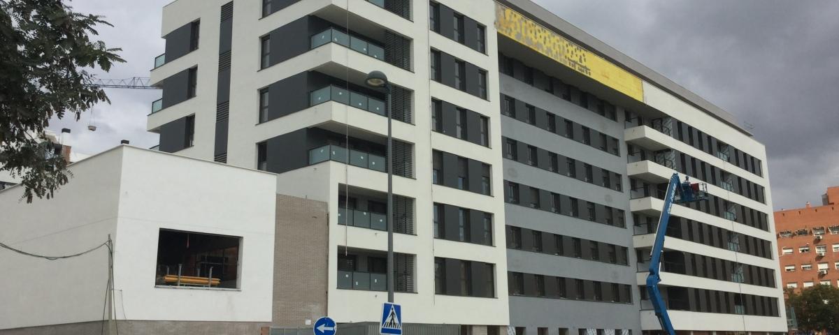 Proyecto Residencial Argos Sevilla