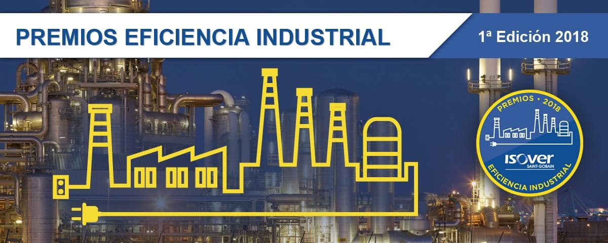 Premios Eficiencia Industrial ISOVER 2018
