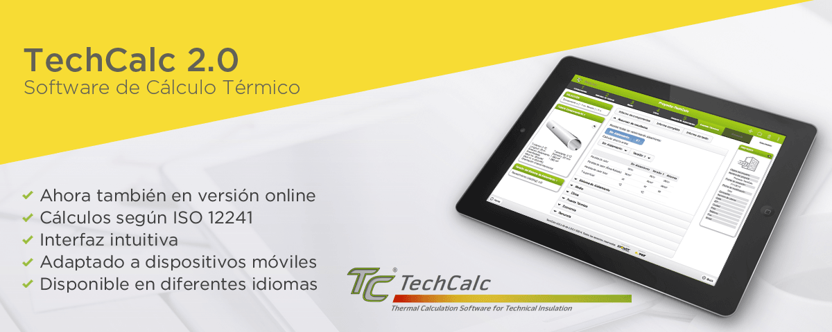 TechCalc 2.0 Software de Cálculo Térmico