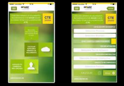 App Espesores de Aislamiento ISOVER según CTE