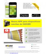 Nueva App Espesores ISOVER CTE