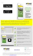 Nueva App Soluciones de Aislamiento ISOVER