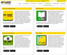 Sección Apps ISOVER