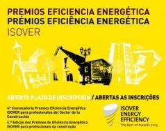 Premios Eficiencia Energética ISOVER 2013