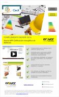 Nuevo complemento de ISOVER para CE3X