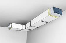 Conductos de aislamiento por el exterior CLIMCOVER