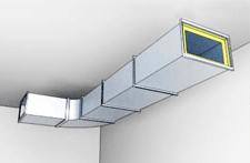 Conductos de aislamiento por el interior interior CLIMLINER