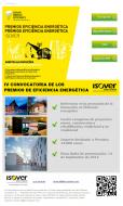 IV Convocatoria Premios Eficiencia Energética ISOVER