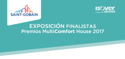 Exposición Finalistas Premios Multicomfort House 2017