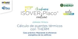 Academia ISOVER: Cálculo de puentes térmicos con THERM.