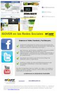 ISOVER en las Redes Sociales