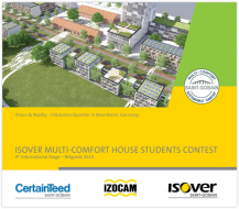 Concurso Estudiantes Multi-Comfort House ISOVER 2013