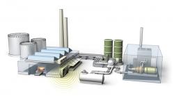 Reducción del ruido y las vibraciones en la industria