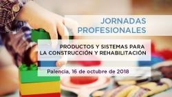 Jornadas Profesionales de la Construcción - Palencia 2018