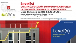 Level(s) Un lenguaje común europeo para impulsar la economía circular en la edificación
