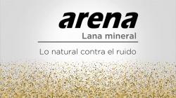 Vídeos arena, lo natural contra el ruido