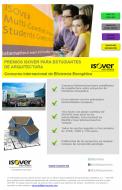 Premios ISOVER para estudiantes de arquitectura