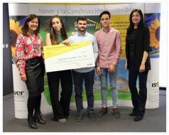 Primer premio MultiComfort House Fase Nacional 2018