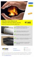 Protección pasiva en conductos de ventilación