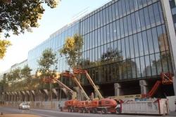 Rehabilitación de la sede de Telefónica en Ríos Rosas