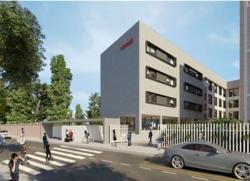 Proyecto - Residencia de estudiantes YOUNIQ de Sevilla