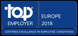 ISOVER recibe la certificación Top Employer 2018