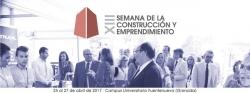 XIII Semana de la Construcción y Emprendimiento Granada