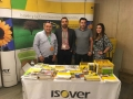 ISOVER colabora activamente con Ad'IP