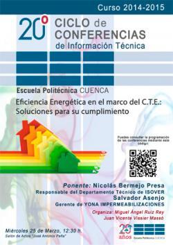 Ciclo de conferencias Cuenca