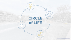 "SEGUNDO PREMIO ""CIRCLE OF LIFE"""