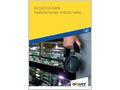 Acústica para Aplicaciones Industriales
