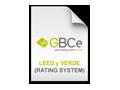 LEED - VERDE (RATING SYSTEM)