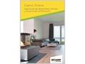 Gama Arena. Soluciones de Aislamiento en la Edificación