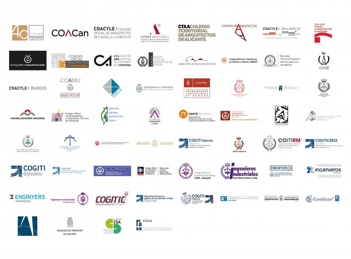 Academia ISOVER: Novedades Herramientas de Calificación Energética de Edificios - HULC y SG SAVE - Colaboradores
