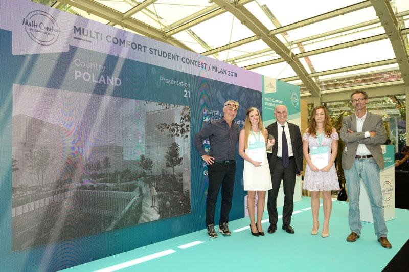 Concurso Estudiantes MultiComfort House 2019 - Fase Internacional 2019 - Primer Premio Polonia