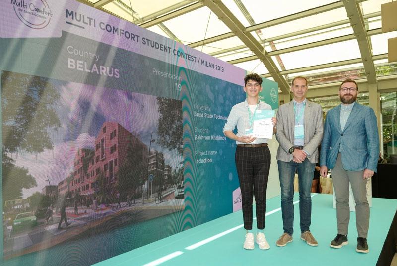 Concurso Estudiantes MultiComfort House 2019 - Fase Internacional 2019 - Tercer Premio Bielorrusia