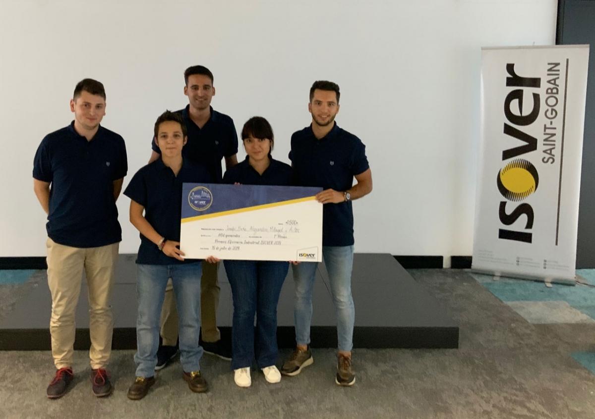 Primer Premio: Optimización Energética Central Térmica de las Salinas
