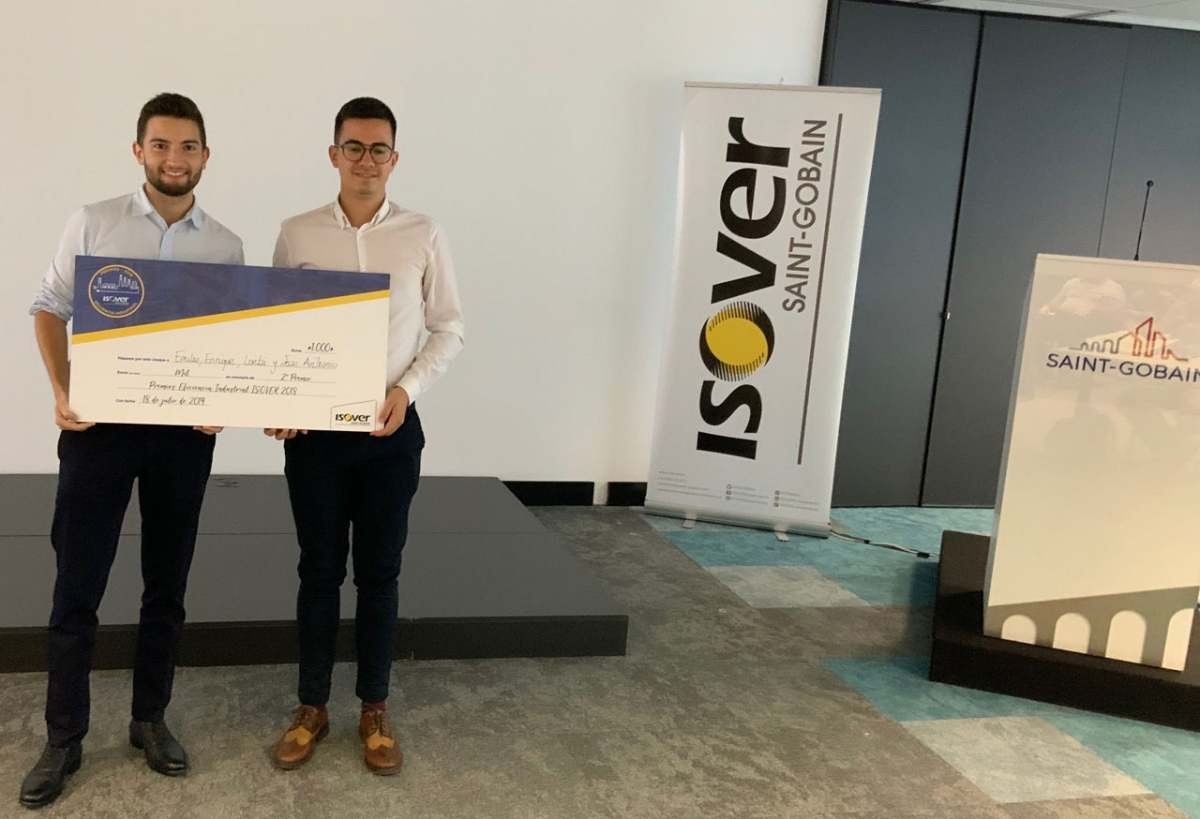 Segundo Premio: Integración Sistema de Almacenamiento Térmico