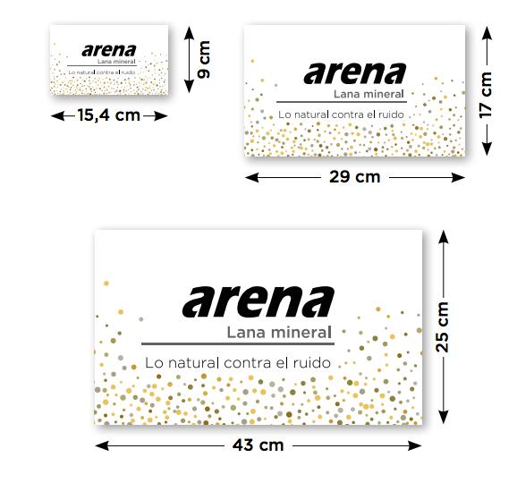 Adhesivos arena
