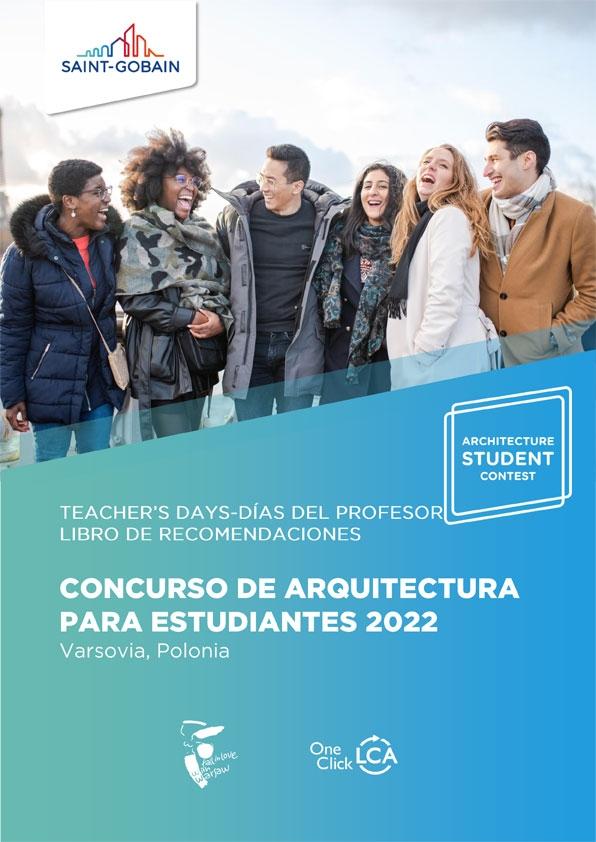 Architectural Student Contest Libro de Recomendaciones