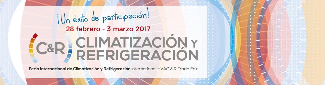 Feria Climatización y Refrigeración 2017