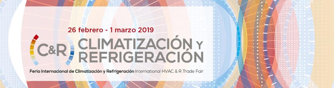 Feria Climatización y Refrigeración 2019