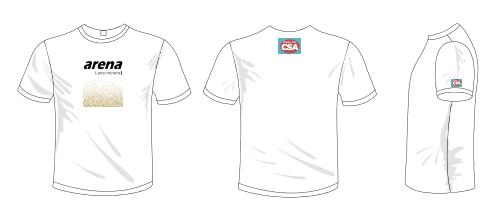 Camisetas arena