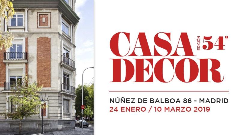Casa Decor 2019 - Núñez de Balboa, 86