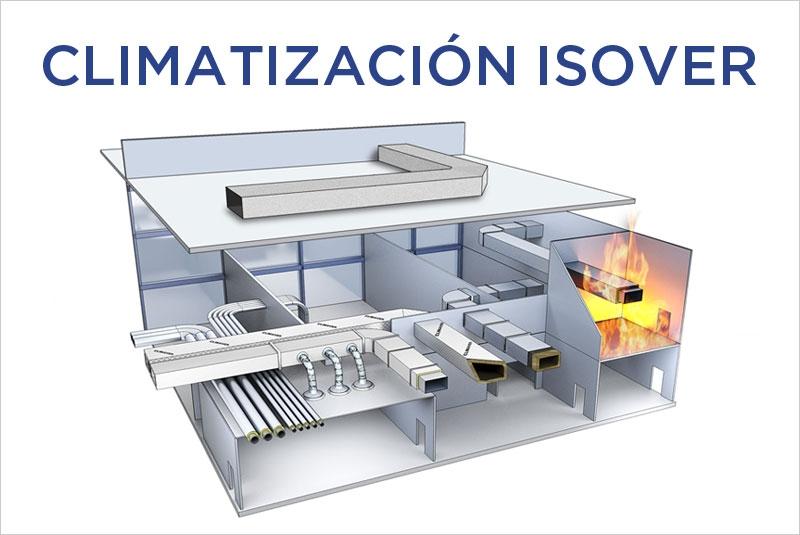 Productos Climatización ISOVER