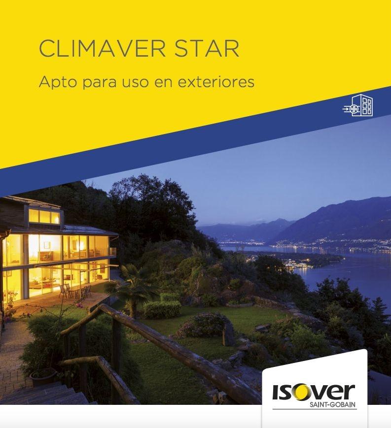 Portada CLIMAVER STAR Apto para uso en exteriores