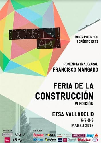 ConstruArq 2017. Feria de la Construcción